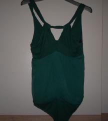 SISLEY zeleni body - košulja vel.M