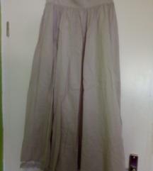 Maxi suknja Ethno