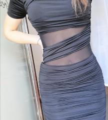 Crna haljina XS