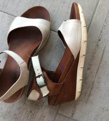 Ženske sandale na punu petu/ pt ukljucena