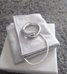 Prsten Calvin Klein +poklon