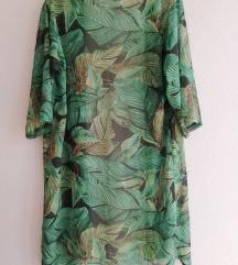 Kimono s uzorkom listova