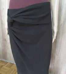 Ashley Brooke, crna suknja L