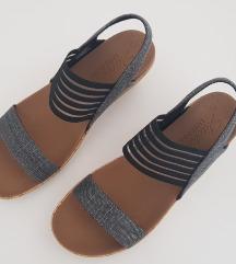 SKECHERS Beverlee Smitten Kitten wedge sandale
