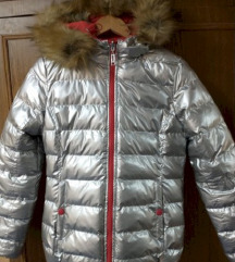 Dvostrana debela zimska jakna
