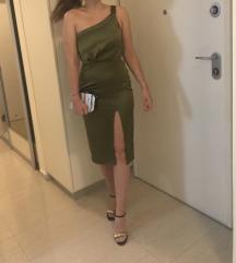 Nova zelena ljetna svečana haljina
