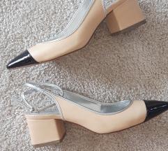 Zara slingback sandale (realno 39)