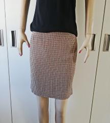 Karirana suknja PETITE br.S- POKLANJAM