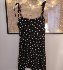 Ljetna haljina na točkice