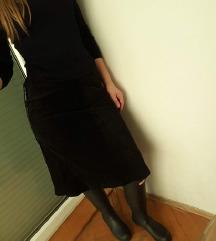 H&M midi zimska suknja, kao nova