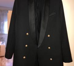 Balmain X HM tuxedo blazer