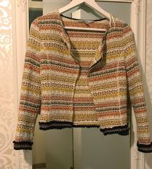 Blazer sako od tvida Zara