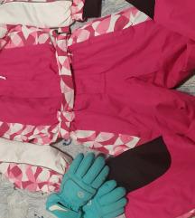 SKi odijelo +rukavice7/8