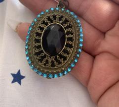 Vintage medaljon