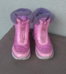 Skechers svjetleće roze čizme