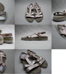 Sedef sandale veliki broj ženski 43 za užu nogu.