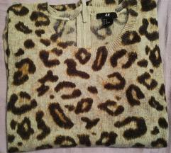 H&M tigrasta majica M