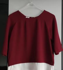 Bordo bluza