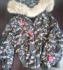 Zimska  bomber  jakna za žene