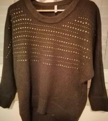maslinasti pulover