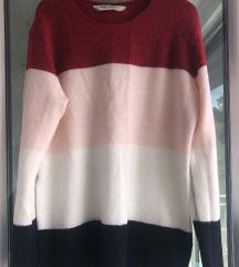 Sareni pulover