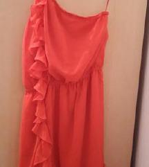 Mango nova crvena haljina s etiketom