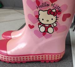 Hello kitty gumene čizme