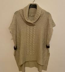 H&M pončo/pulover