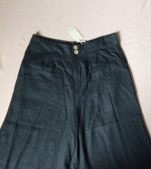 Nove s etiketom Esmara coulottes lanene hlače