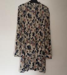 Lepršava PEPE JEANS floral haljinica