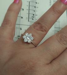 Prsten srebro 925 i kvalitetni cirkoni