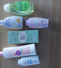 Lot kozmetike za bebe