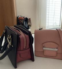 Prodajem u LOT-u Zara torbice%%