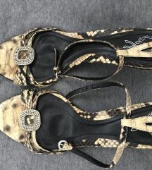 Zmijske sandale RODO markirane 38