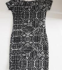 Pamučna mini haljina Oviesse