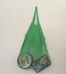 mrežasta vrećica za plac