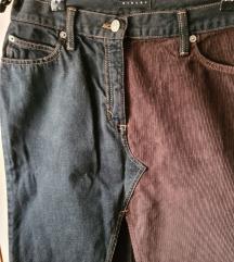Sisley suknja, potpuno nova
