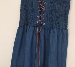 Duga haljina vel. M 38
