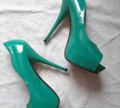 Zelene/mint štikle