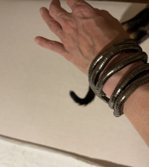 Ogrlica/narukvica zmija