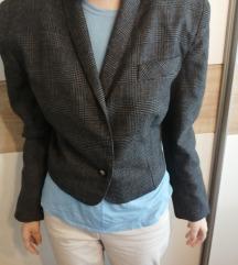 sivi kratki sako