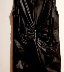 Crna haljina skaj