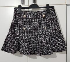 Nova suknja (CRNA) s etiketom