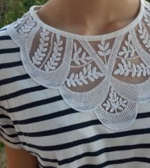Zara vezena majica L