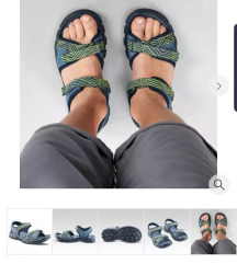 Sandale za dečkiće 34/35