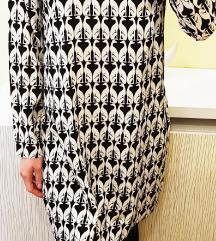 Nova H&M viskozna tunika/haljina