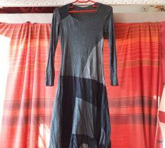 Patchwork haljina S/M uklj pt