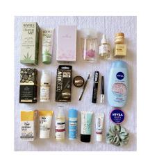 Lot kozmetike+parfem