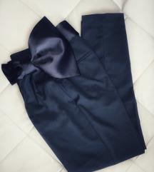 Zara odijelo hlace sa satenskim remenom - NOVO! ✨