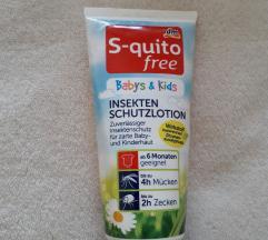 Krema za djecu protiv insekata